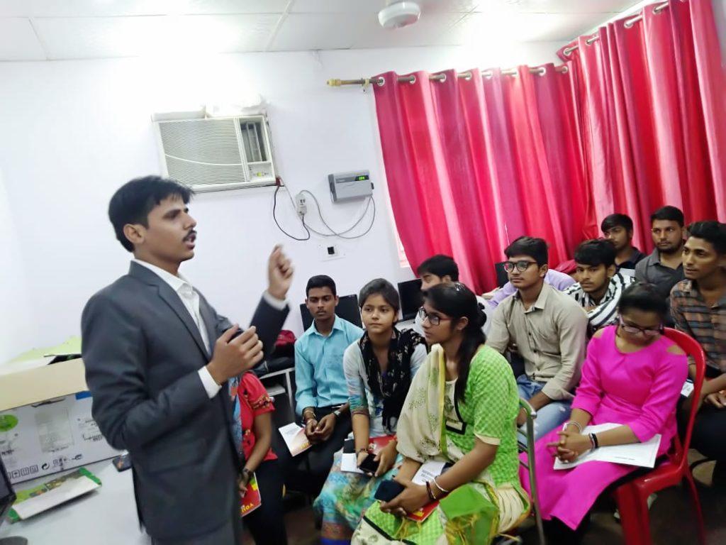 youtube marketing course in delhi by pankaj kumar meena
